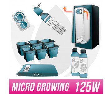 Kit Micro Growing - Terra...