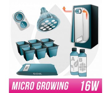 Kit Micro Growing GrowBox...