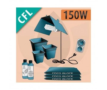 Kit Cocco 150w Indoor - CFL