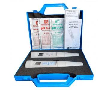 Kit Tester Milwaukee pH55 +...