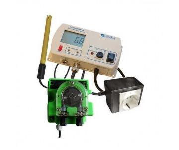 Regolatore automatico di pH...