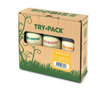 BioBizz Try Pack Indoor in...