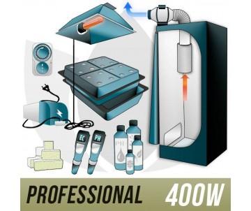 Kit Aeroponica 400w + Grow...