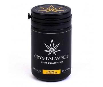 Cream Mandarine ~ cannabis...