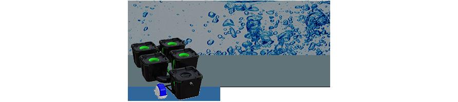 "RDWC SISTEMI IDROPONICI ""RECIRCULATING DEEP WATER CULTURE"""