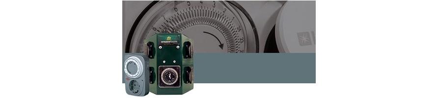 Quadri Elettrici, Timer Digitali Programmabili, Timer Elettronici E Ti