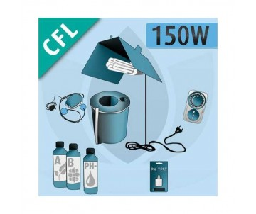Kit Idroponica Indoor 150W...