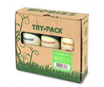 BioBizz Try Pack Outdoor:...